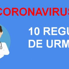 Coronavirus – 10 Reguli care trebuie respectate